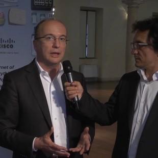 I passi tra produzione e consumo. Il ruolo di Cisco.