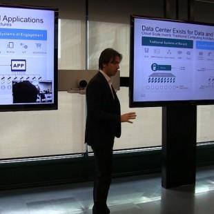 Un mercoledì da Cisco: il lavoro nella fabbrica digitale