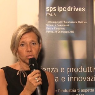 IoE talks ha aperto SPS IPC drives – Parma