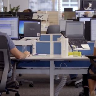 Activity based working in Telstra